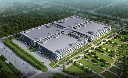 Huawei South Factory phase II